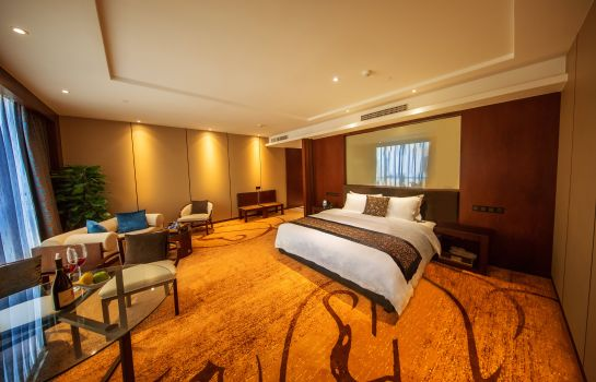 Suite Fulitai International Hotel Yantai