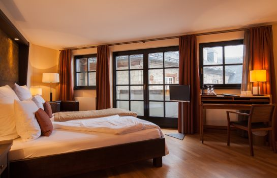 Double room (superior) Schloss Waldeck