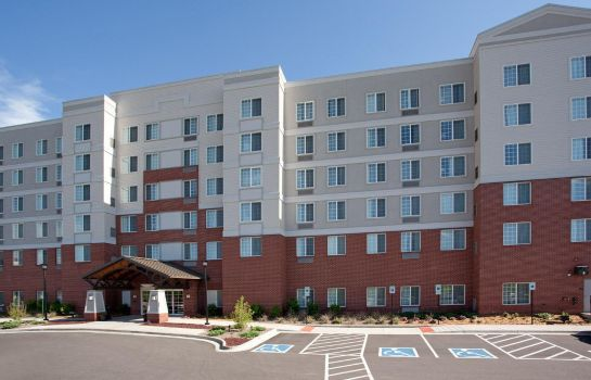 Vista exterior Staybridge Suites DENVER INTERNATIONAL AIRPORT
