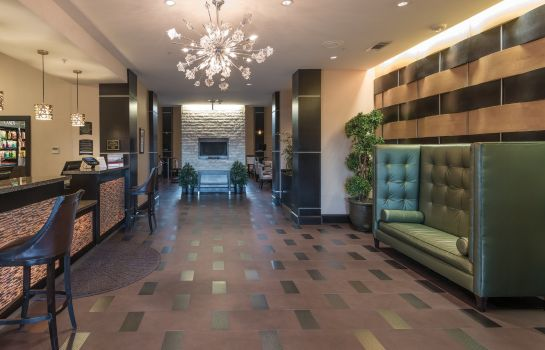 Hall de l'hôtel Staybridge Suites DFW AIRPORT NORTH