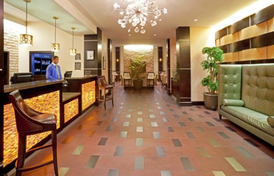 Lobby Staybridge Suites DFW AIRPORT NORTH