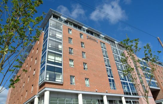 Außenansicht Staybridge Suites LIVERPOOL