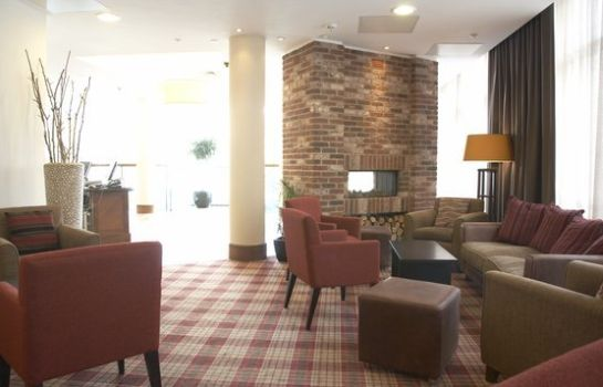 Bar hotelowy Staybridge Suites LIVERPOOL