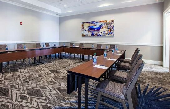 Conference room Sheraton Jacksonville Hotel
