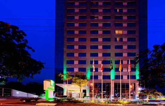 Vista esterna Holiday Inn MANAUS