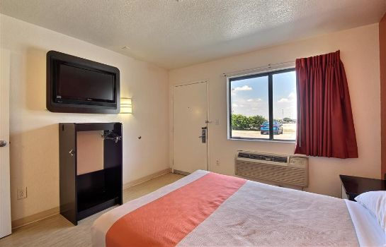 Zimmer Motel 6 San Antonio West - SeaWorld