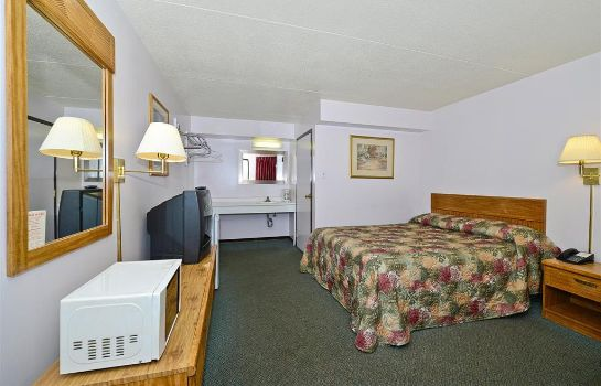 Camera CANADAS BEST VALUE INN