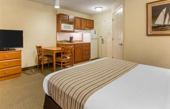 Suite Suburban Extended Stay Hotel North - Ash