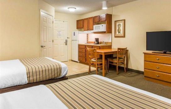 Zimmer Suburban Extended Stay Hotel North - Ash