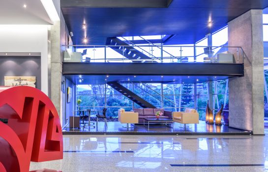 Hotelhalle NH Collection Medellín Royal