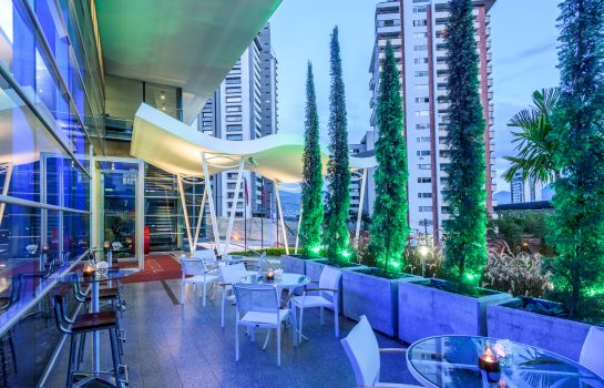 Terrace NH Collection Medellín Royal