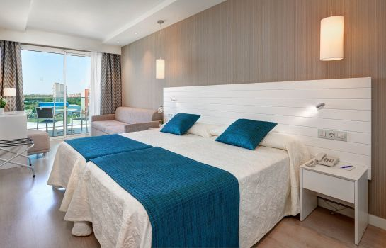 Chambre double (standard) Hipotels Said Hotel