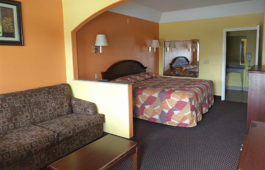 Zimmer REGENCY INN AND SUITES GALENA