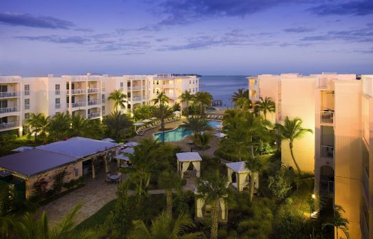Info Key West Marriott Beachside Hotel