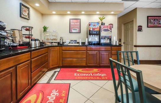 Restaurant Econo Lodge Downtown