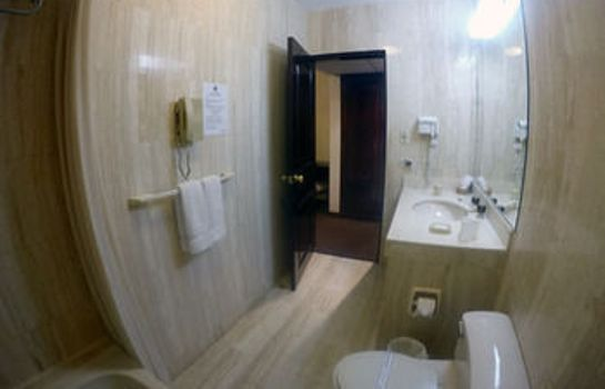 Bagno in camera New Corpac Hotel