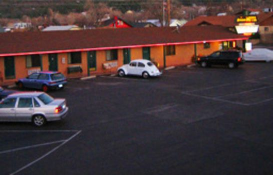 Exterior view THE WESTERNER MOTEL