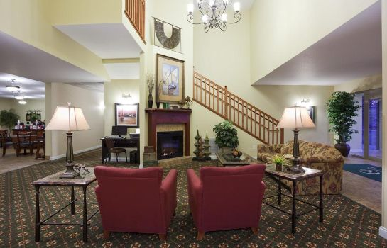 Hotelhalle GRANDSTAY RESIDENTIAL SUITES SHEBOYGAN