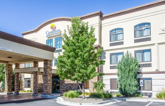Buitenaanzicht Comfort Inn and Suites Jerome - Twin Fal