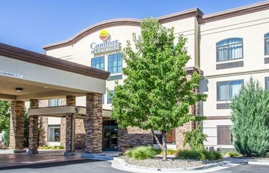 Vista exterior Comfort Inn & Suites Jerome - Twin Falls