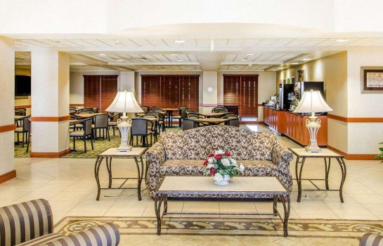 Lobby Comfort Inn & Suites Jerome - Twin Falls