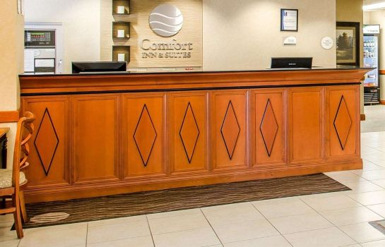 Hall de l'hôtel Comfort Inn & Suites Jerome - Twin Falls