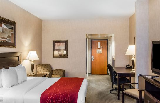 Kamers Comfort Inn & Suites Jerome - Twin Falls