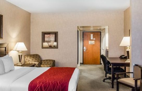 Zimmer Comfort Inn & Suites Jerome - Twin Falls