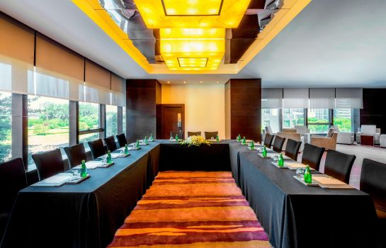 Conference room The Westin Beijing Chaoyang