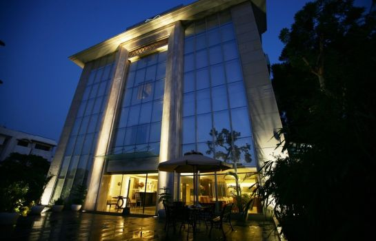 Vista esterna The Muse Sarovar Portico Nehru Place