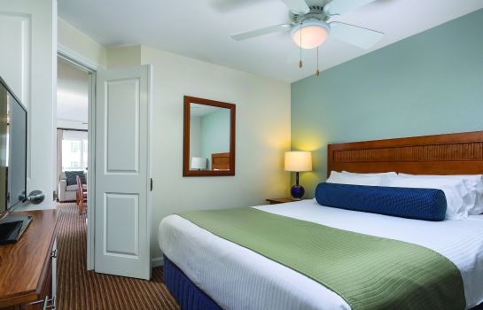 Kamers WyndhamVR Oceanside Pier Resort