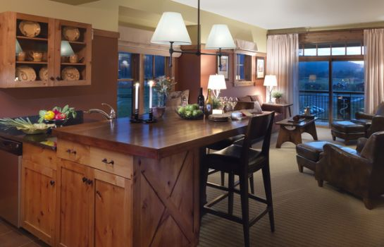 Suite TETON SPRINGS LODGE AND SPA