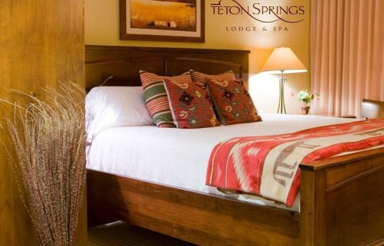 Zimmer TETON SPRINGS LODGE AND SPA