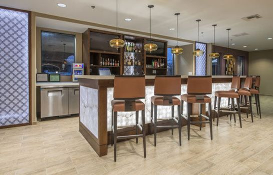 Hotel-Bar SpringHill Suites San Antonio Downtown/Riverwalk Area