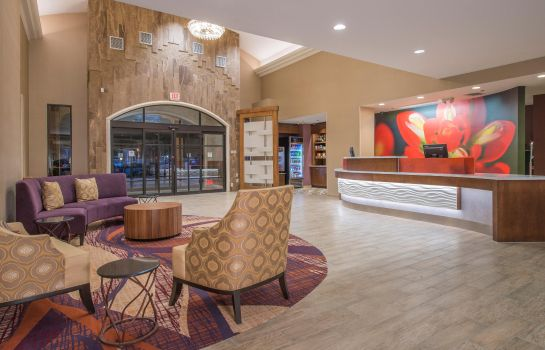Hotelhalle SpringHill Suites San Antonio Downtown/Riverwalk Area