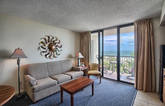 Suite Beach Colony Resort