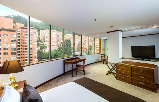Junior Suite Bogota Regency