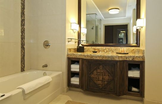 Bagno in camera L'Auberge Casino Resort Lake Charles