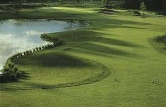 Campo de golf L'Auberge Casino Resort Lake Charles