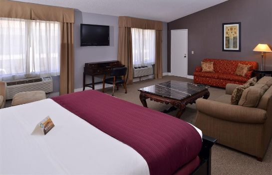Kamers Quality Inn and Suites Indio I-10