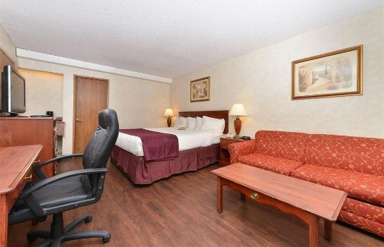 Chambre Quality Inn and Suites Indio I-10