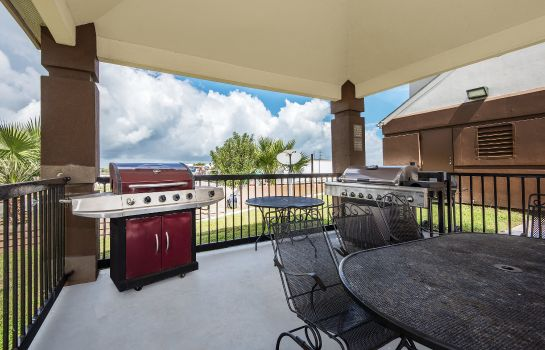 Hotelhalle Candlewood Suites GALVESTON