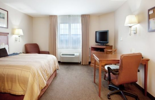 Zimmer Candlewood Suites GALVESTON
