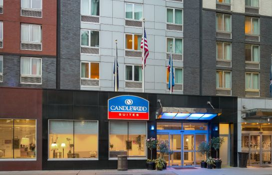 Buitenaanzicht Candlewood Suites NEW YORK CITY- TIMES SQUARE
