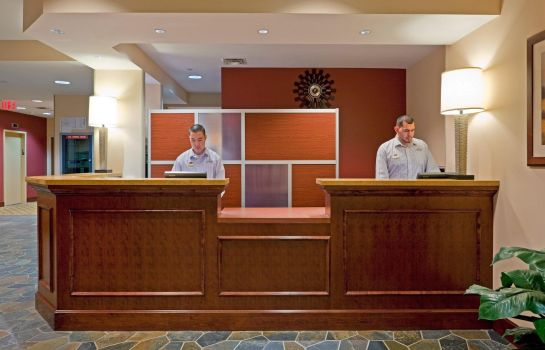 Vestíbulo del hotel Candlewood Suites NEW YORK CITY- TIMES SQUARE