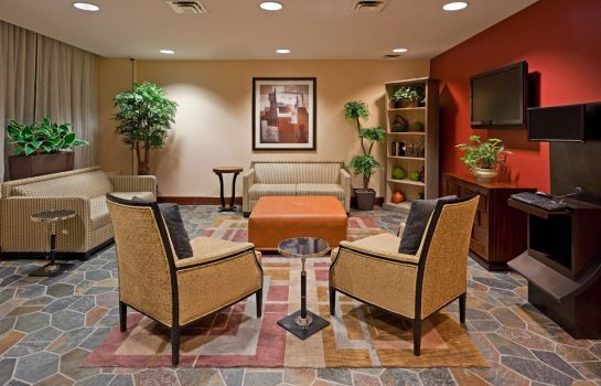 Hall de l'hôtel Candlewood Suites NEW YORK CITY- TIMES SQUARE