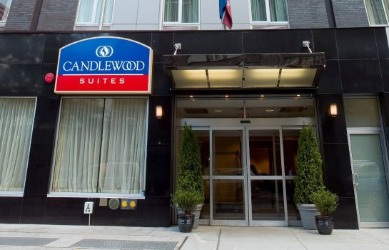 Informacja Candlewood Suites NEW YORK CITY- TIMES SQUARE