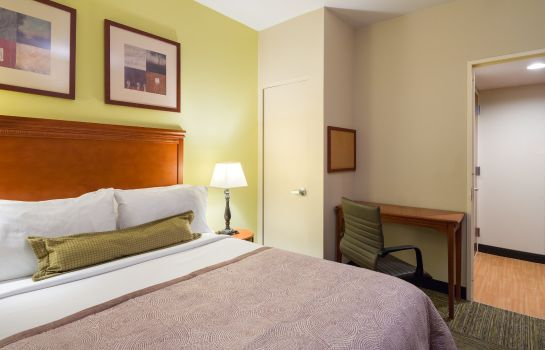 Kamers Candlewood Suites NEW YORK CITY- TIMES SQUARE