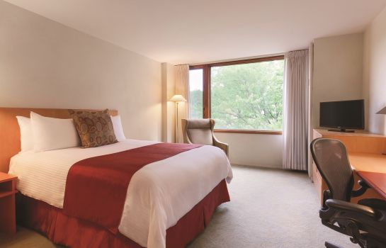 Chambre double (standard) HNA Palisades Premier Conference Center
