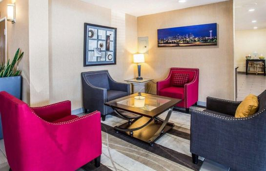 Hotelhalle Quality Inn and Suites Denver Airport -